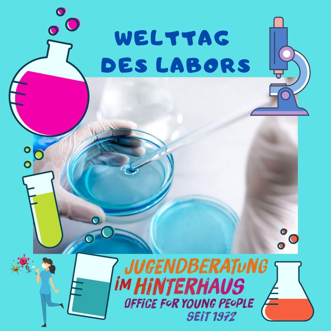 Welttag des Labors